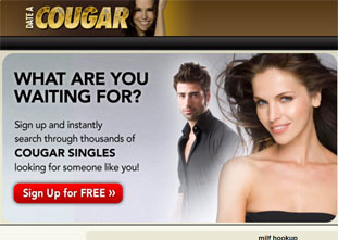 "dating sites for rich cougars 7 best free ""cougar dating app"" options some more good news is that this cougar dating site and app are completely free and 52% of the members are women."